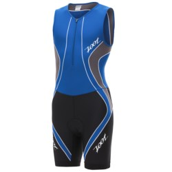 Zoot Sports Performance Tri Race Suit - UPF 50+, Zip Neck (For Men)