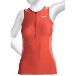 Zoot Sports Active Tri Tank Top - UPF 50+ (For Women)