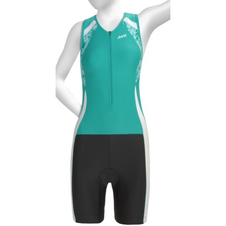 Zoot Sports Performance Hydro Tri Race Suit - UPF 50+ (For Women)