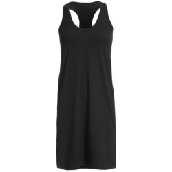 Icebreaker SF150 Cruise Tank Dress - Merino Wool, Racerback, Sleeveless (For Women)