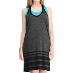 Icebreaker SF150 Cruise Tank Dress - Merino Wool, Racerback, Sleeveless (For Women)