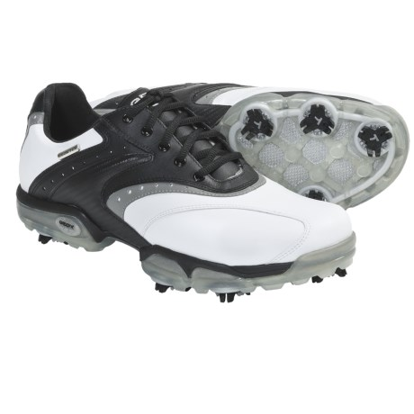 Geox Protech Saddle Golf Shoes - Waterproof (For Men)