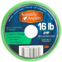 Scientific Anglers Saltwater Tippet - 16 lb., 25m