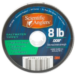 Scientific Anglers Saltwater Tippet - 10 lb., 30m