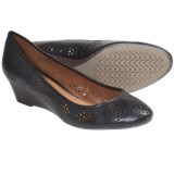Geox Maura Zeppa Wedge Heels - Leather (For Women)
