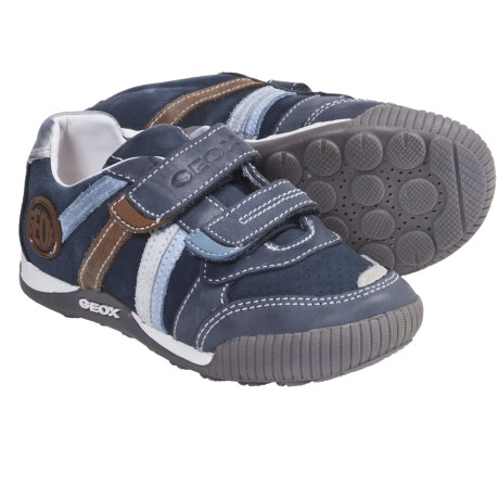 Geox Jr. Olimpus Sneakers - Leather (For Kids and Youth)