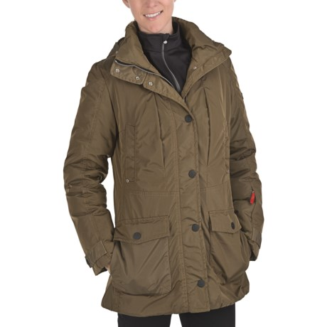 Bogner Fire+Ice Tamy-DP Down Coat - 600 Fill Power (For Women)
