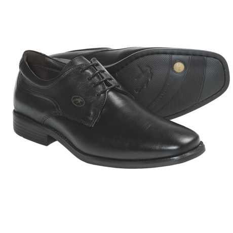Fluchos Rafael Leather Oxford Shoes - Plain Toe, Featherlight (For Men)