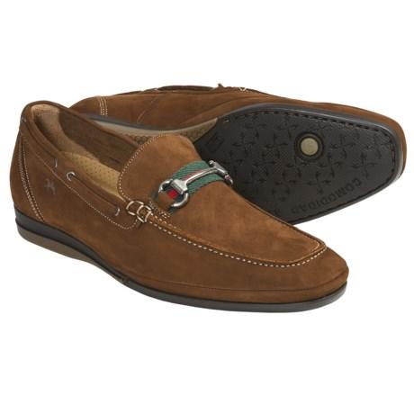 Fluchos Kubica Leather Loafer Shoes (For Men)