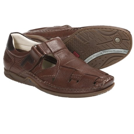 Fluchos Bribon Leather Fisherman Sandals (For Men)