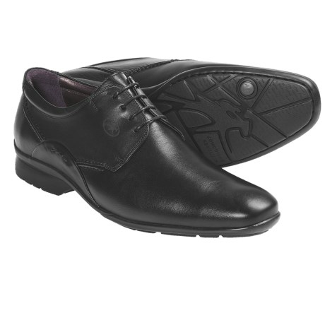 Fluchos Sorolla Leather Oxford Shoes - Plain Toe (For Men)