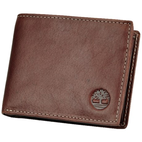 Timberland Dakota Leather Slimfold Wallet