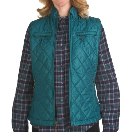 Woolrich Woodlands Vest (For Women)