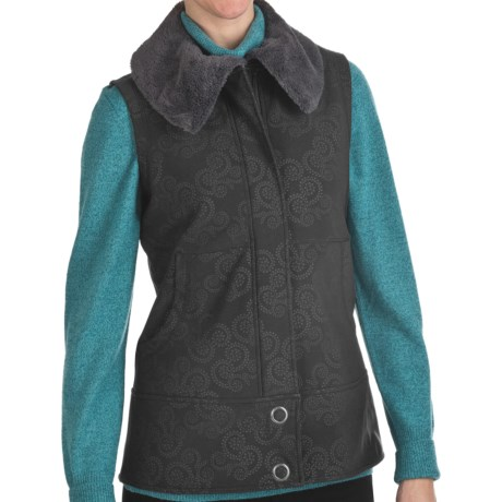 Woolrich Summit Soft Shell Vest (For Women)