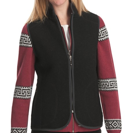 Woolrich Bristol Wool Vest (For Women)