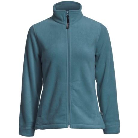 Woolrich Andes Jacket - UPF 40+, Fleece, Full Zip (For Women)