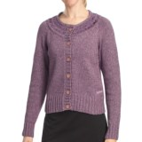 Woolrich Sweetfern Cardigan Sweater - Merino Wool (For Women)