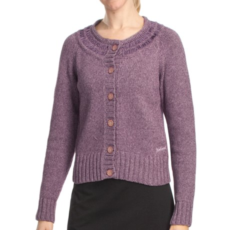 Woolrich Sweetfern Cardigan Sweater - Merino Wool (For Women)
