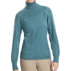 Woolrich Windward Turtleneck - Long Sleeve (For Women)