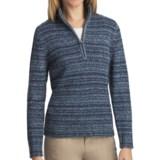 Woolrich Tanglewood Sweater - Zip Neck (For Women)