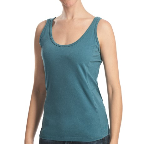 Woolrich Cortina Tank Top - Stretch Jersey Cotton (For Women)