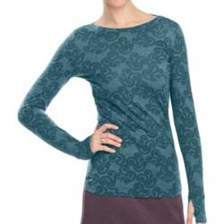 Woolrich Printed Journey Shirt - Long Sleeve (For Women)