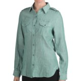 Woolrich Sugar Run Shirt - Cotton, Long Sleeve (For Women)
