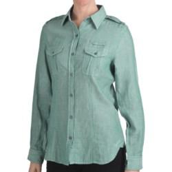 Woolrich Sugar Run Shirt - Cotton, Long Sleeve (For Women)
