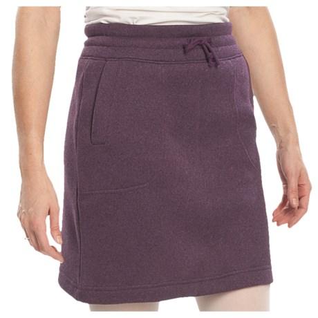Woolrich Doe Sweater Fleece Skirt (For Women)
