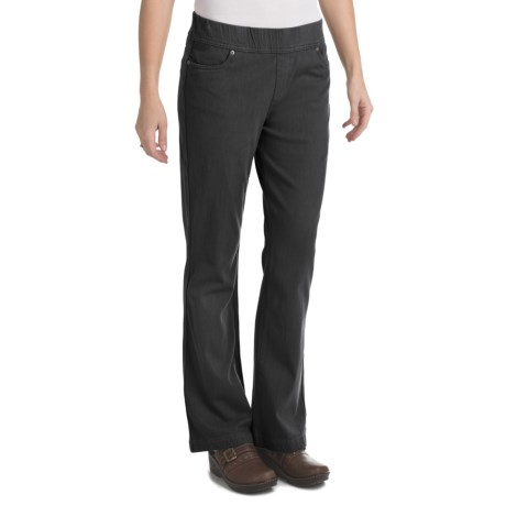 Woolrich Pine Island Pants - Stretch Twill Knit (For Women)