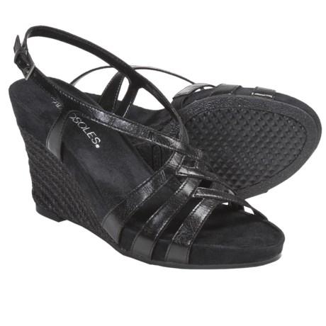 Aerosoles Lemon Plush Wedge Sandals (For Women)