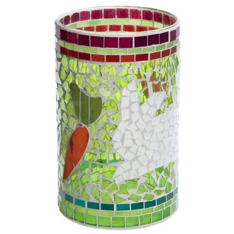 Tag Leaping Bunny Mosaic Hurricane