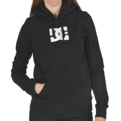 DC Shoes T-Star E Pullover Hoodie Sweatshirt (For Women)