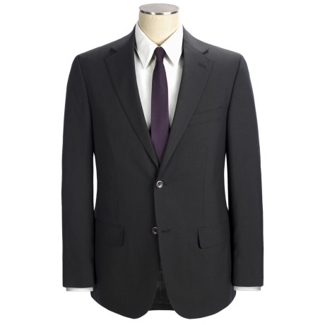 Geoffrey Beene Solid Suit - Wool (For Men)