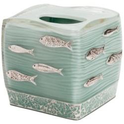 Avanti Linens Nantucket Bathroom Collection Tissue Cover
