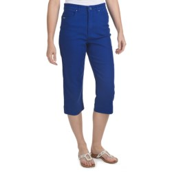 FDJ French Dressing Suzanne Denim Capris (For Women)