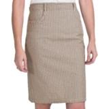 FDJ French Dressing Cape Cod Plaid Skirt (For Women)