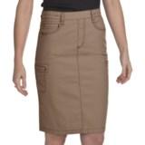 FDJ French Dressing Safari Skirt - Stretch Cotton (For Women)