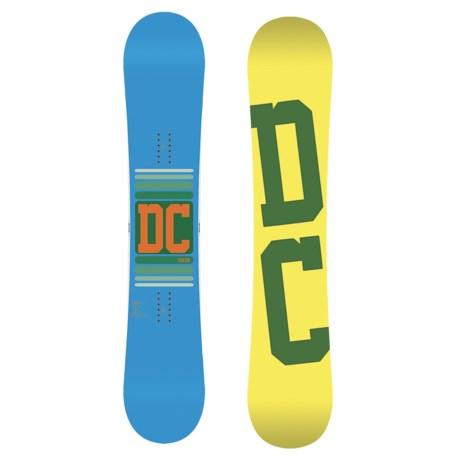 DC Shoes 2013 Focus Snowboard