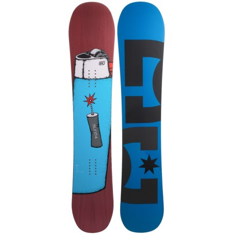 DC Shoes 2013 MLF Snowboard