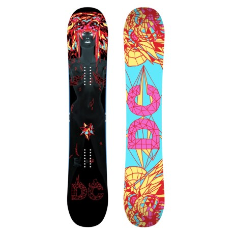 DC Shoes 2012 MLF Snowboard