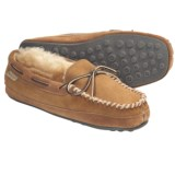 L.B. Evans Hideaways Eastlake Slippers - Shearling (For Men)