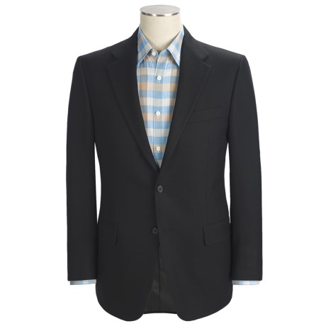 Hickey Freeman Basket Weave Sport Coat - Lambswool-Cashmere (For Men)