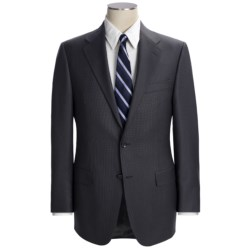 Hickey Freeman Tonal Plaid Suit - Worsted Wool (For Men)