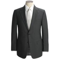 Hickey Freeman Pin Dot Suit - Worsted Wool (For Men)