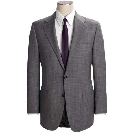 Hickey Freeman Suit - Lindsey Model, Worsted Wool (For Men)
