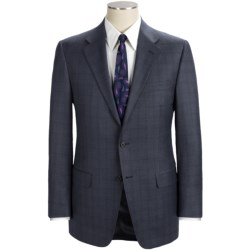 Hickey Freeman Fancy Solid Suit - Worsted Wool (For Men)