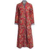 Orvis Trapunto-Quilted Robe (For Women)