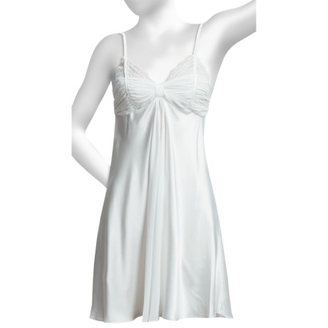 Oscar de la Renta Signature Simply Glamorous Chemise (For Women)