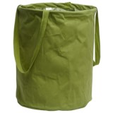 Tag Cotton Canvas Crunch Storage Bag - 17x13""